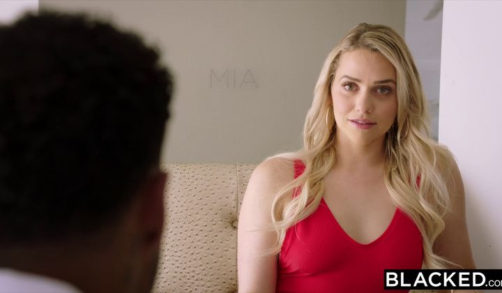Blacked Mia Malkova Takes Dominated By 2 Bbcs